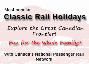 Classic VIA Rail Tours