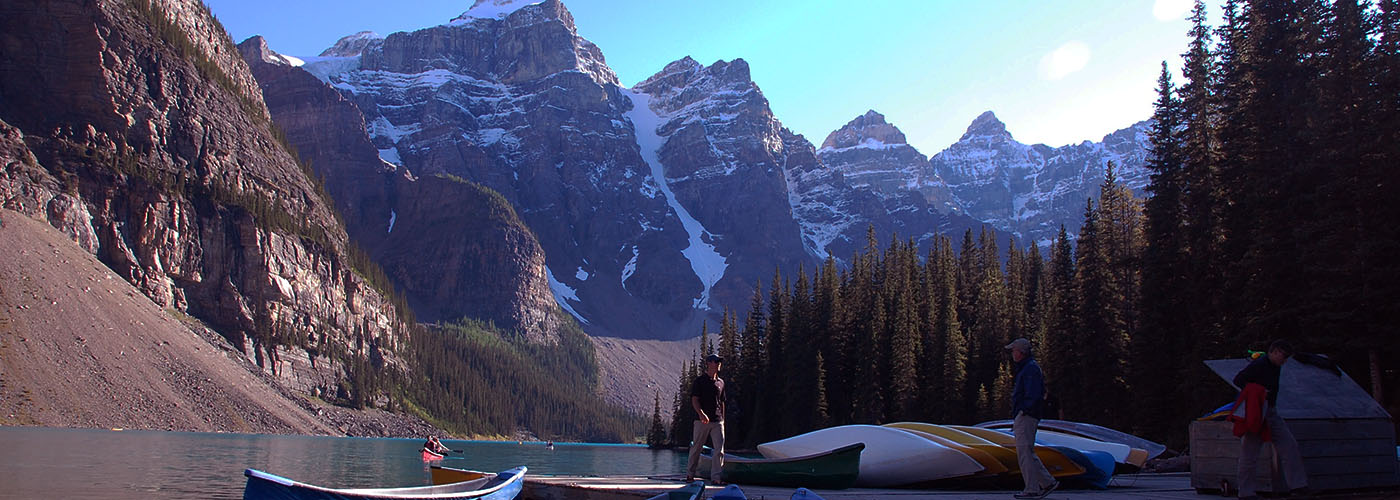 The Canadian Rocky Mountains: An Introduction