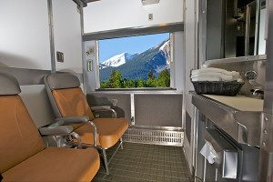 Sleeper Plus Cabin - VIA TRAIN