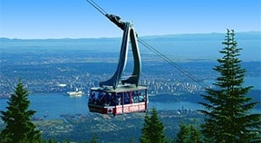 Grouse Mountain Gondola Ride