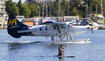 Float Plane - Victoria BC Sightseeing