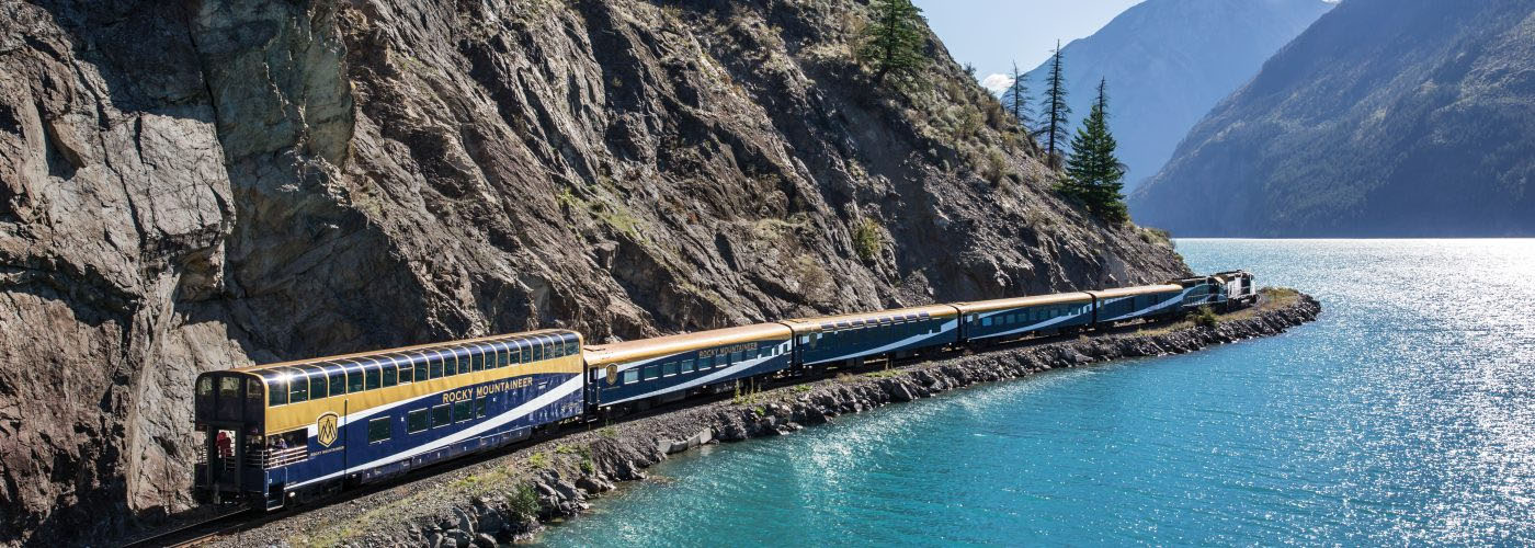 Why You Should See the Canadian Rockies by Rail